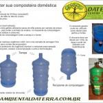 Manual de construção da composteira Daterra