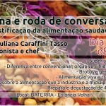 Desmistificação da alimentação saudável - Sábado 18/07
