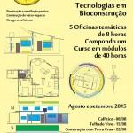 CURSO: Tecnologias em Bioconstrução