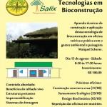 15/08 Oficina de Telhado Vivo – Módulo do curso de bioconstrução